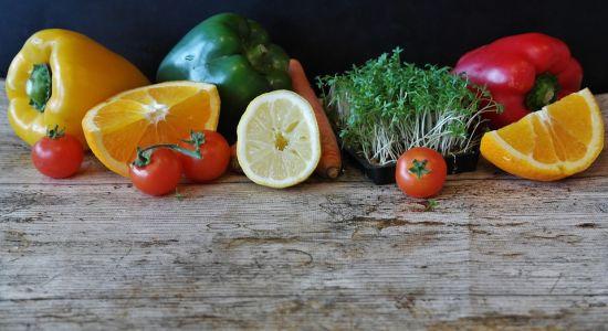 Pflanzliche Lebensmittel